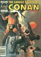 Savage Sword of Conan Vol 1 116