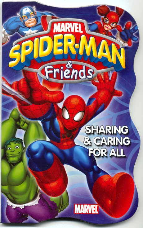 Spider-Man & Friends: Sharing & Caring for All Vol 1 1