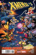 X-Men '92 Vol 2 1