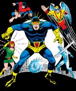 X-Men (Earth-616) from X-Men Vol 1 39 cover