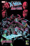 X-Men Curse of the Man-Thing Vol 1 1