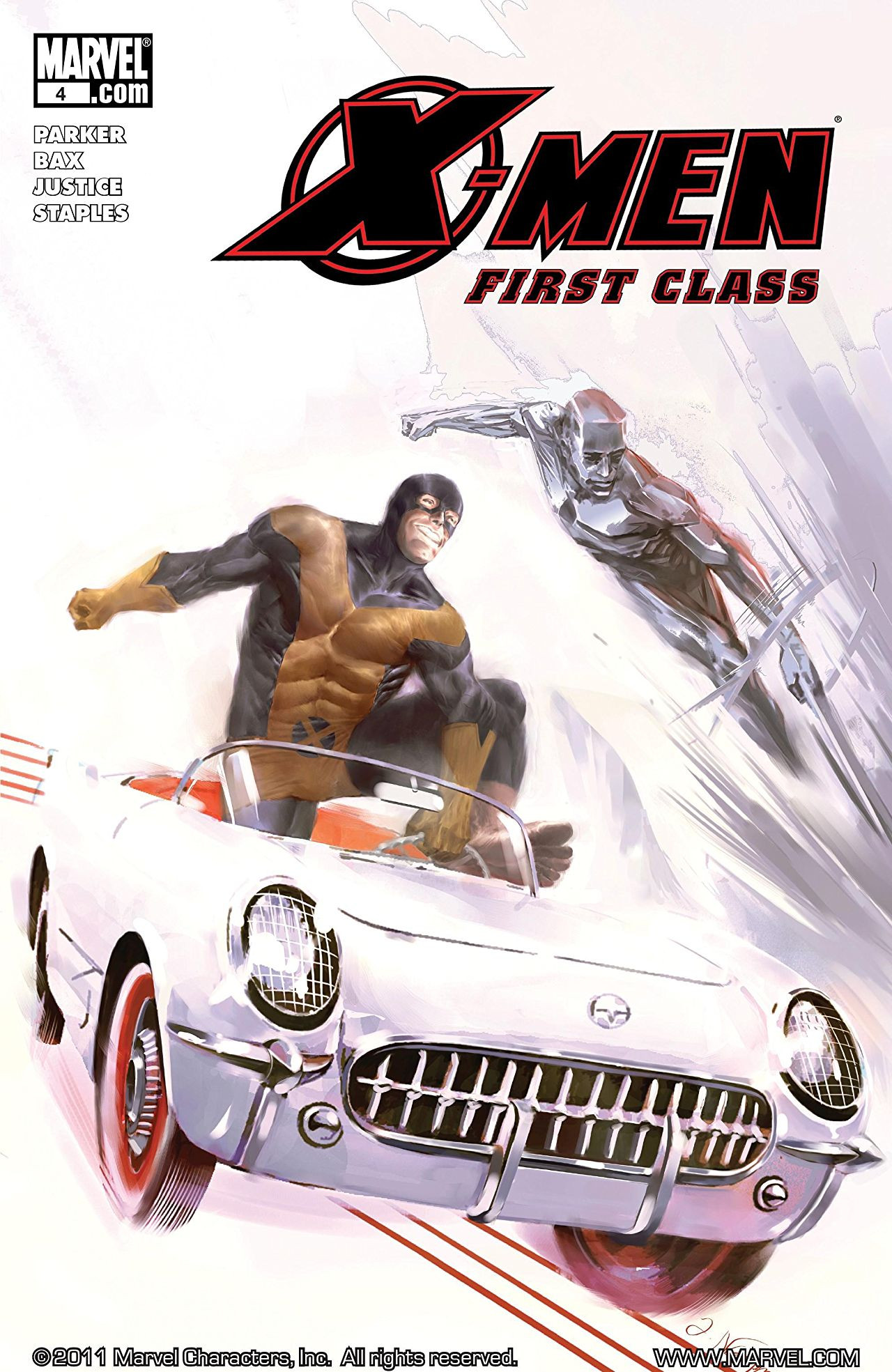 X-Men First Class Vol 2 4