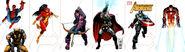 Avengers Vol 4 1 Gatefold Variant