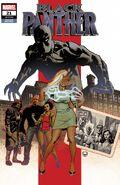 Black Panther Vol 7 21 Johnson Variant