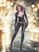 Black Widow Vol 5 1 Manara Variant Textless