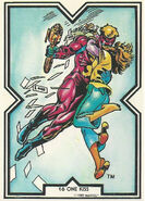 Brian Braddock (Earth-616) from Excalibur Trading Cards 0002