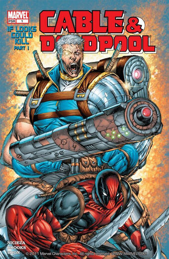 Cable Deadpool Vol 1 1 Marvel Database Fandom