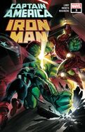 Captain America Iron Man Vol 1 3