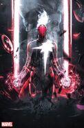 Captain Marvel Vol 10 16 BossLogic Virgin Variant