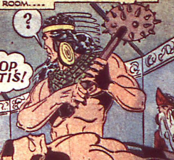Cestis (Earth-616)