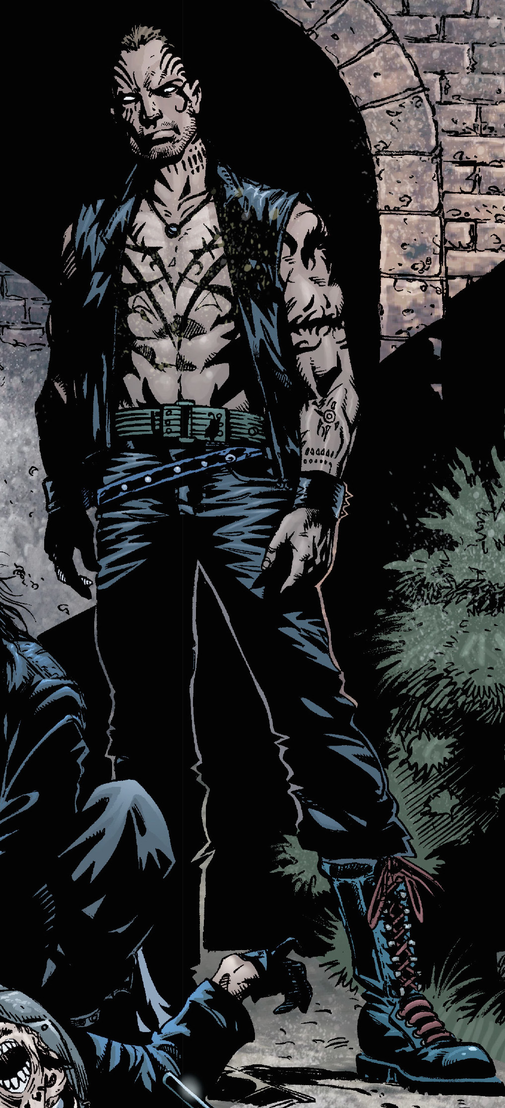 Clive Vickers (Earth-616)