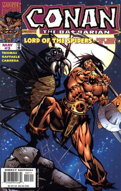 Conan: Lord of the Spiders Vol 1 3