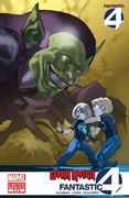 Dark Reign Fantastic Four Vol 1 4