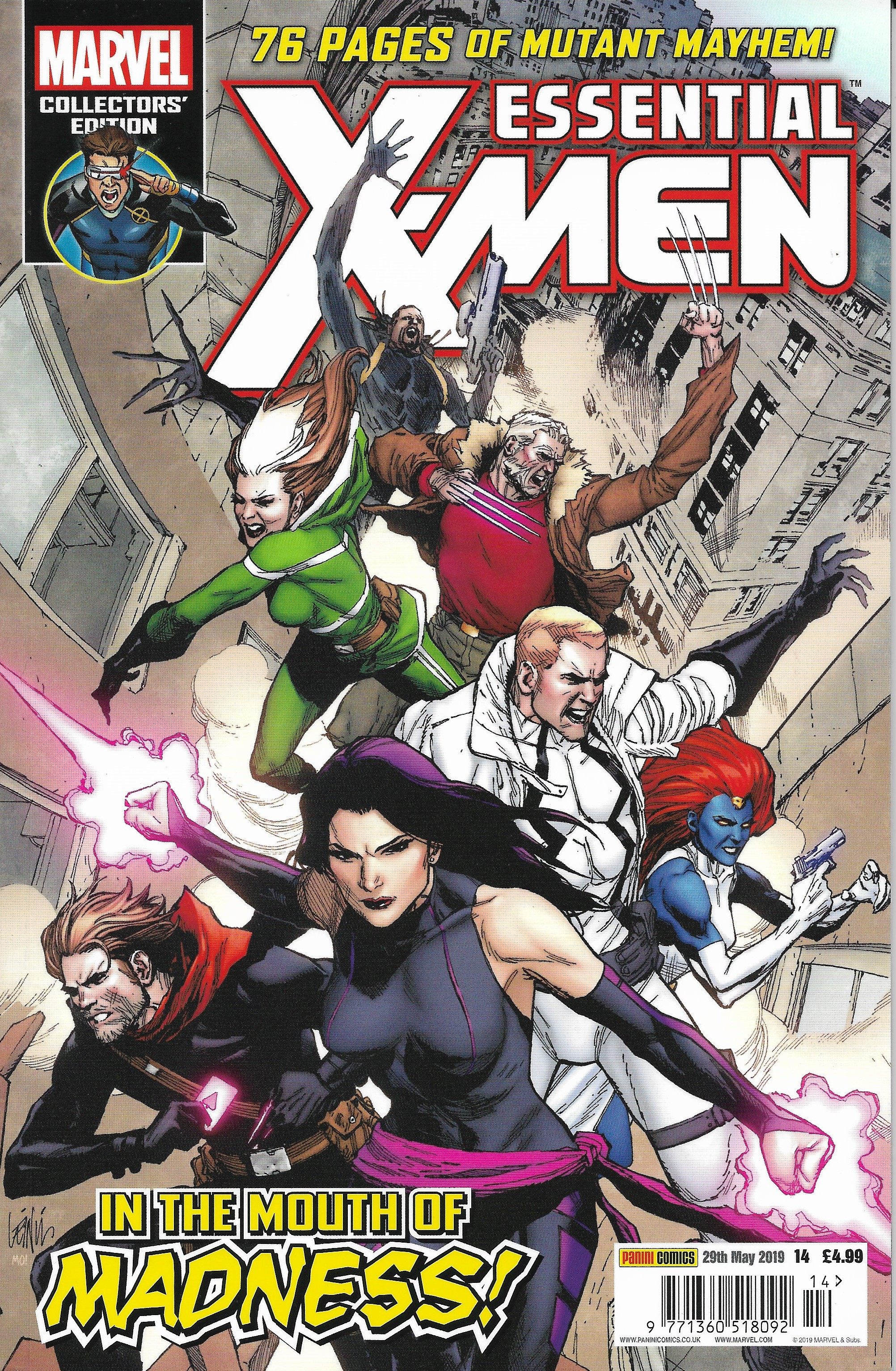 Essential X-Men Vol 5 14