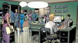 Fantastic Four, Inc