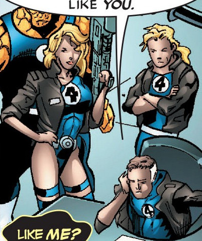 Fantastic Four (Earth-90211)/Gallery