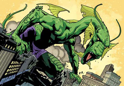 Fin Fang Foom (Earth-63163)