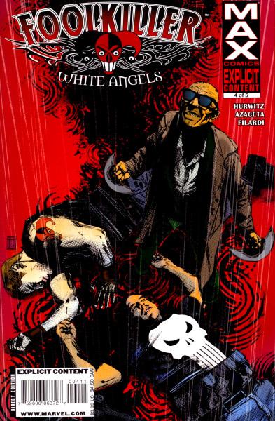 Foolkiller: White Angels Vol 1 4