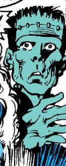 Frankenstein's Monster (Earth-8926)