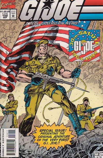 G.I. Joe: A Real American Hero Vol 1 152