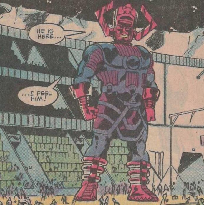 Galactus (Earth-8417)/Gallery