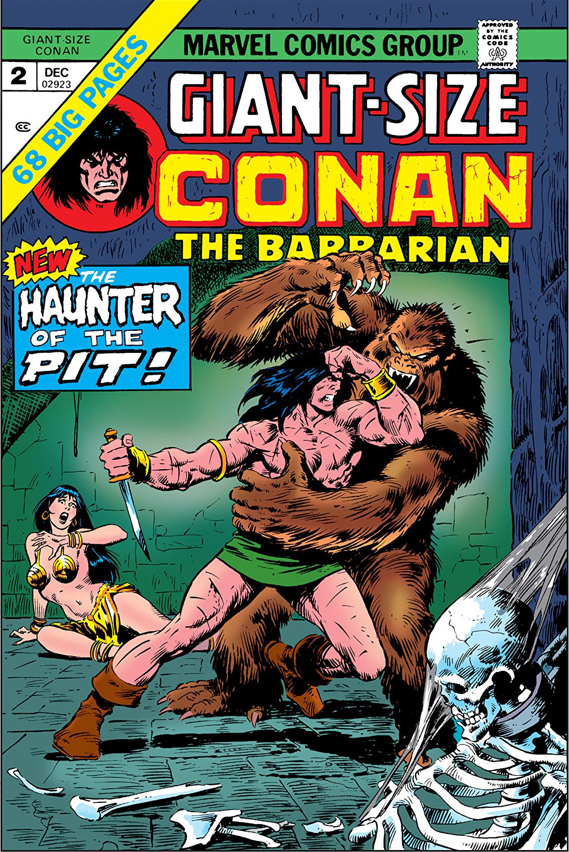 Giant-Size Conan Vol 1 2