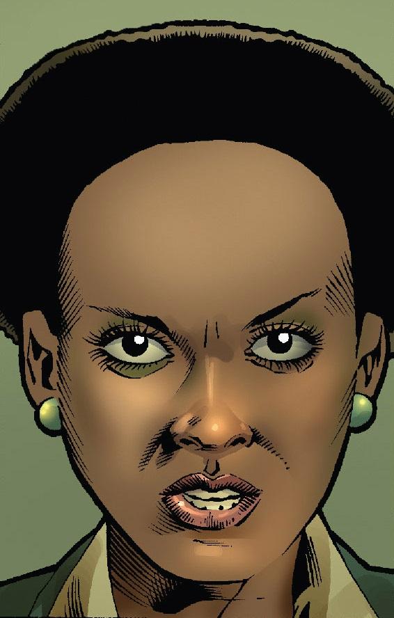 Gloria Mayes (Earth-616)