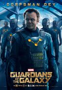 Guardians of the Galaxy (film) poster 016