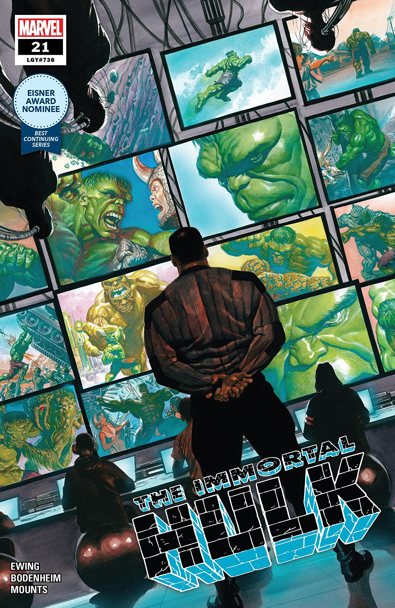 Immortal Hulk Vol 1 21