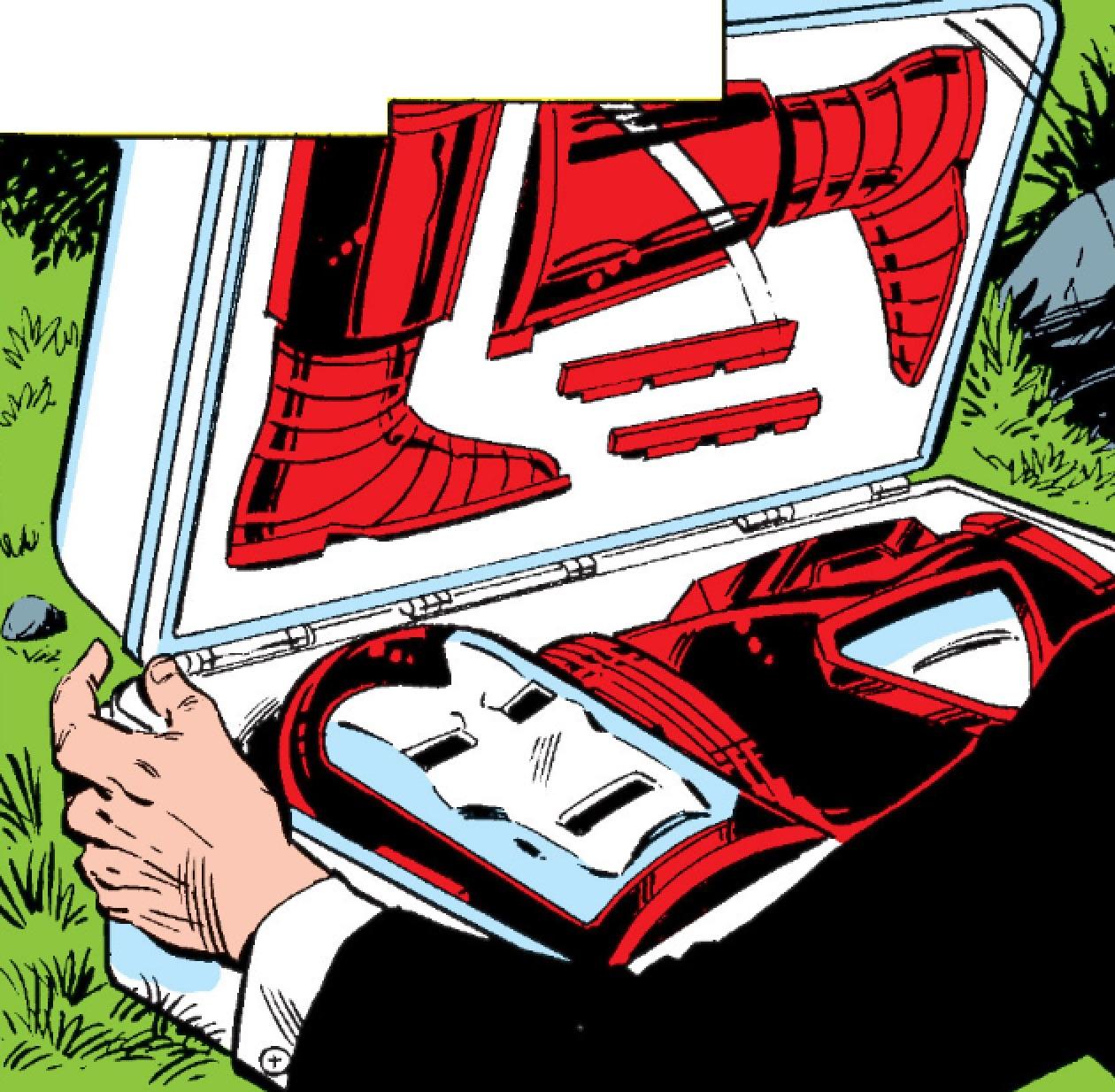 Iron Man's Briefcase