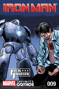 Iron Man Fatal Frontier Infinite Comic Vol 1 9