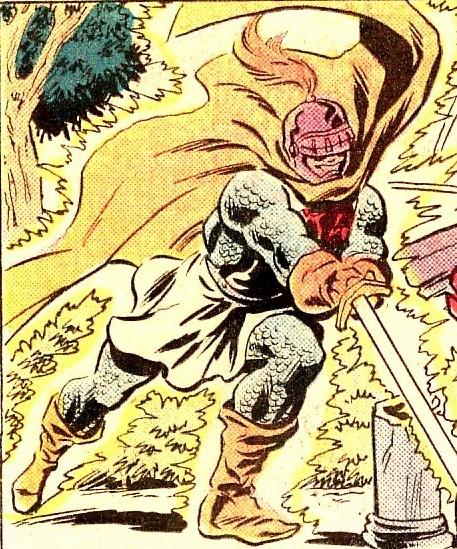 Knight Demon (Earth-616)