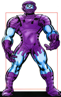 Kree Sentries from Official Handbook of the Marvel Universe A-Z Update Vol 1 5 0001.jpg