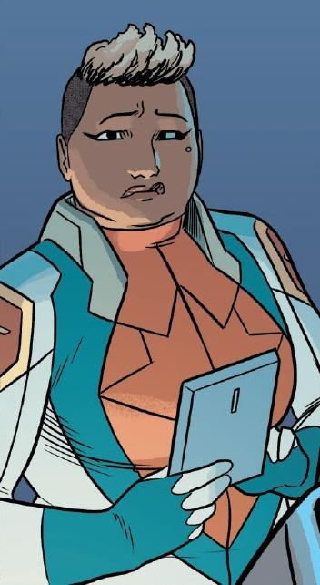 Lira (Earth-616)