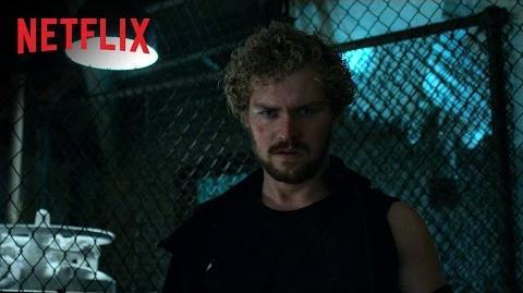 Marvel アイアン・フィスト NYコミコン特別映像 - Netflix HD
