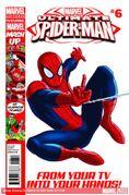 Marvel Universe Ultimate Spider-Man Volume 1 6