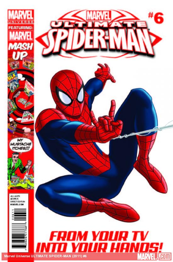 Marvel Universe: Ultimate Spider-Man Vol 1 6
