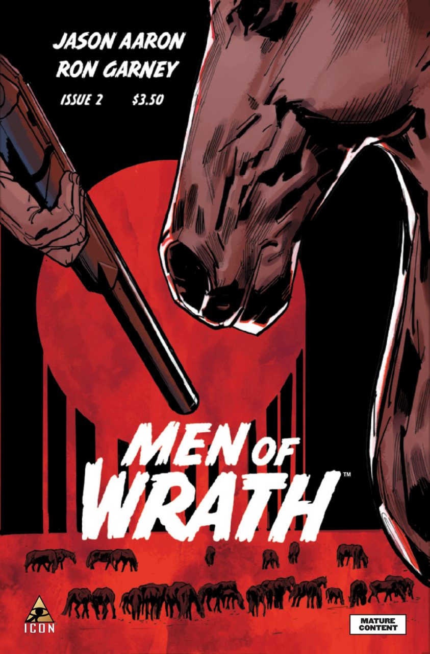 Men of Wrath Vol 1 2
