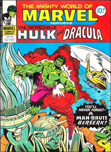 Mighty World of Marvel Vol 1 254