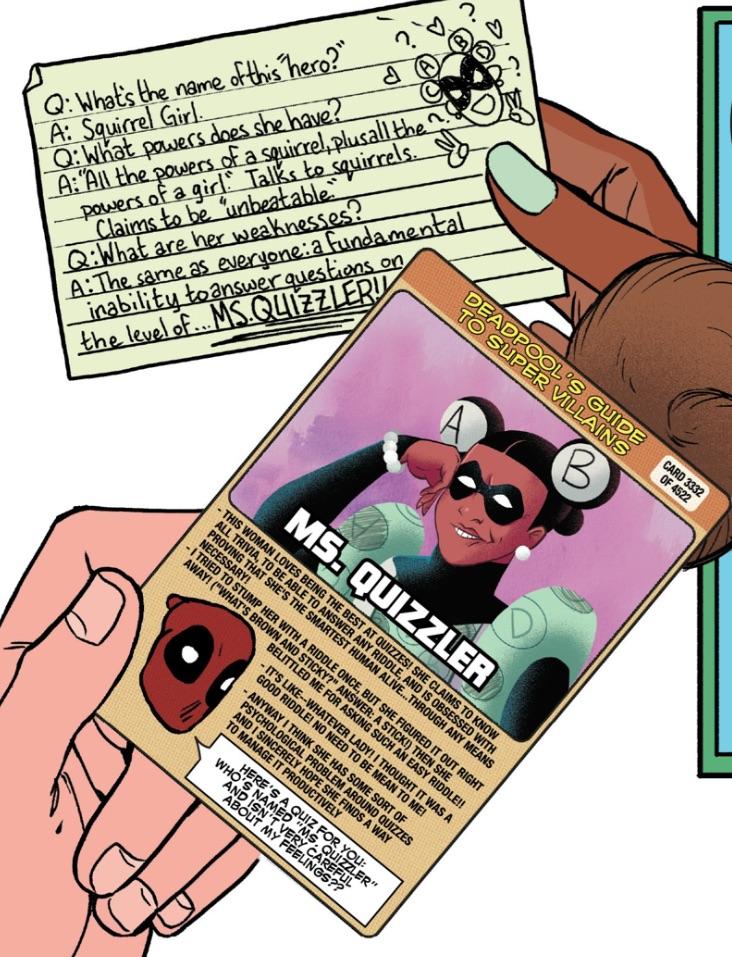 """Ms. Quizzler """"Quiz Wiz"""" Cards/Gallery"""