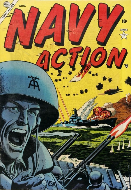 Navy Action Vol 1 1