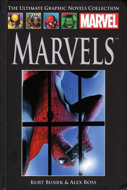 Official Marvel Graphic Novel Collection Vol 1 13