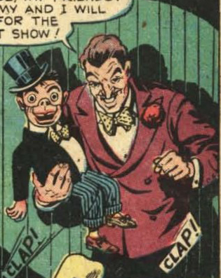 Omar and his Dummy (Earth-616)
