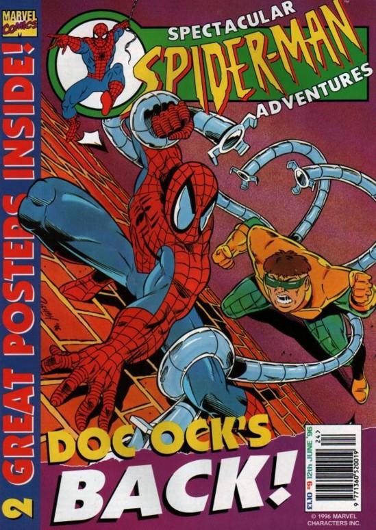 Spectacular Spider-Man (UK) Vol 1 9