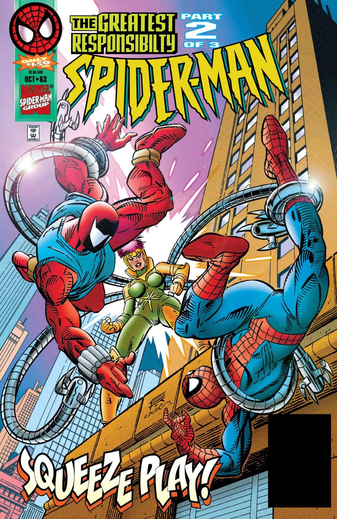 Spider-Man Vol 1 63