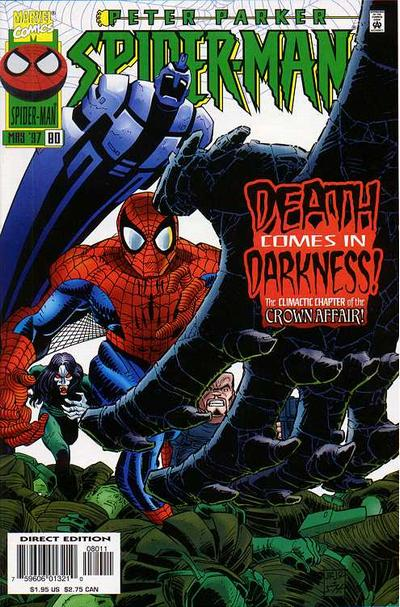 Spider-Man Vol 1 80