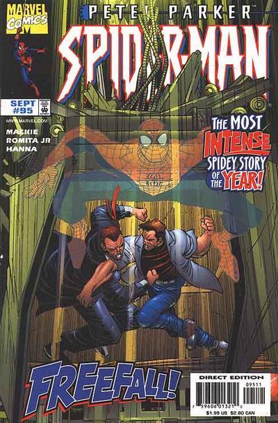 Spider-Man Vol 1 95