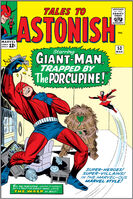Tales to Astonish Vol 1 53