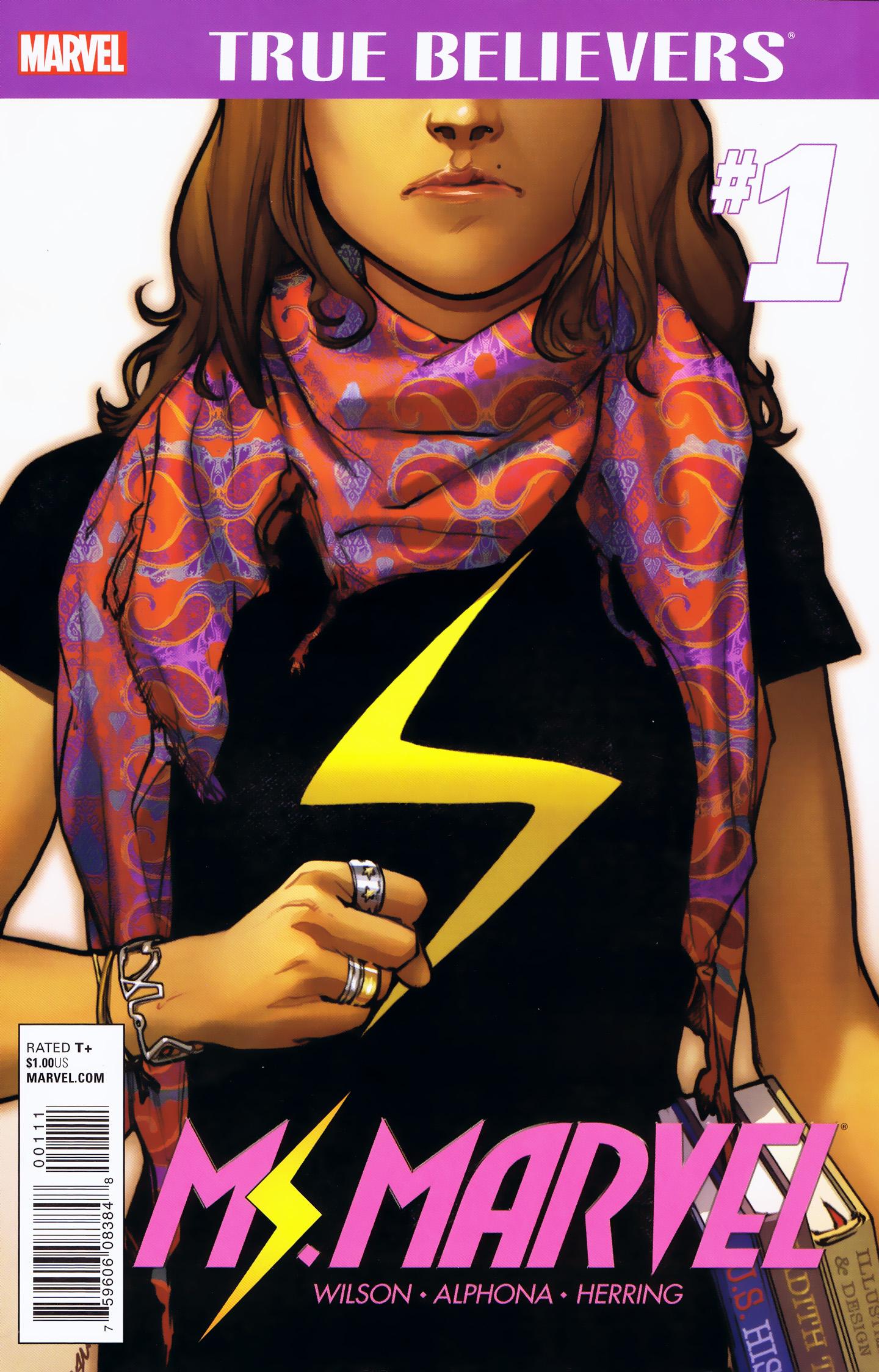 True Believers: Ms. Marvel Vol 1 1