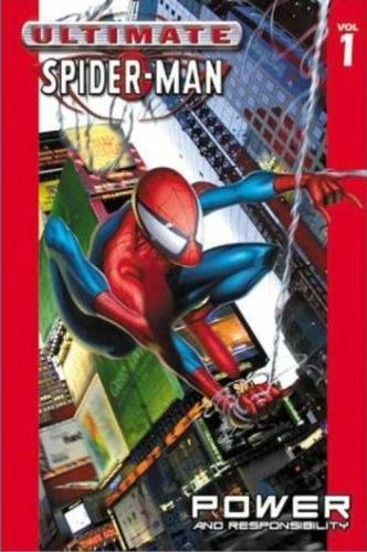 Ultimate Spider-Man TPB Vol 1 1